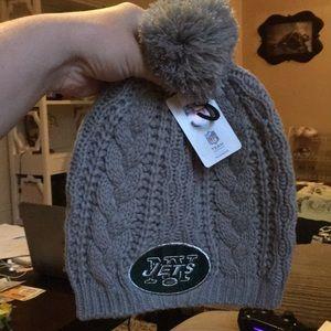NFL NY Jets Winter Hat